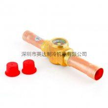丹佛斯视液镜SGN10S/014-0182焊接型黄铜视液镜