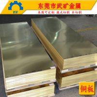 洛阳H65黄铜板 进口电器专用 武矿黄铜带板现货