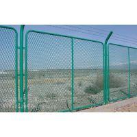 供应瑞才边框浸塑建筑围栏网(1.8*3米)