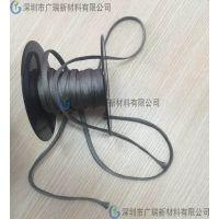 厂家推荐高温金属线 导电绳,高温套管 玻璃钢化炉防崩边刮花专用专用