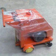 18公分切深500混凝土电动切割机 天德立380V水泥地面切缝机