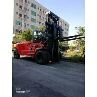 供应华南重工HNF280系列28吨集装箱叉车港口堆场重装叉车28吨叉车报价参数