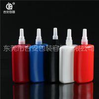 hdpe250ml塑料瓶 250毫升包装尖嘴瓶 包装胶水瓶