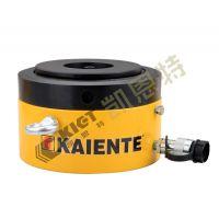 优质的单作用薄型自锁液压千斤顶 江苏凯恩特自产自销