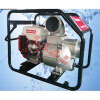 高密WB150XH大流量电动消防泵4寸汽油抽水泵产品的详细说明