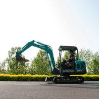 便宜好用的农用挖掘机 金鼎立小型挖掘机