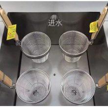 煮面机多少钱一台,6头煮面机价格,连锁面馆专用电磁煮面机