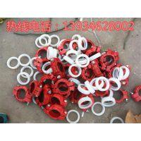 安徽合肥矿用钢环焊接卡箍厂家