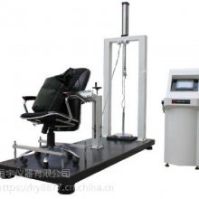东莞恒宇 HY-640 办公椅靠背抗冲击强度试验机