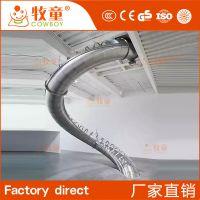 供应大型组合滑梯 不锈钢游乐设备厂家 游乐设备不锈钢滑梯定制