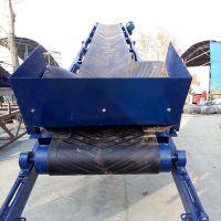 武清区散颗粒装卸输送机 家用型60宽5米长输送机