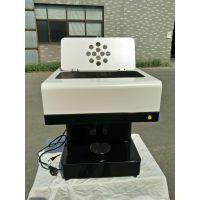 3D打印咖啡拉花机彩色打印奶茶蛋糕点心全自动奶盖泡