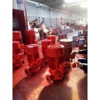 哪里有生产消防泵XBD5.0/25G-L室内喷淋泵流量,消防泵控制柜安装调试现场