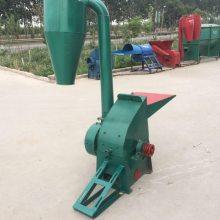 信达热卖家用小型秸秆干草粉碎机 玉米秸秆饲料杂粮粉碎机