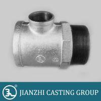 建支管件内外丝三通三变三通侧大三通沟槽管件衬塑管件