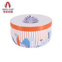 广州博新礼品包装铁盒厂家低价供应马口铁礼品铁盒定制