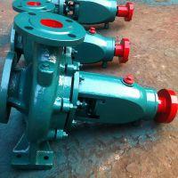 沐阳水泵IH型单级单吸离心泵 100-65-315B型清水泵