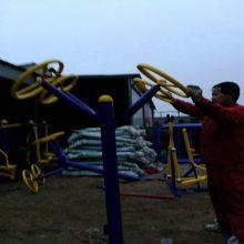 福建公园云梯健身器材新品,塑木健身路径新品,价格