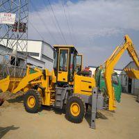 挖掘装载机价格 农用工程挖沟机 新款多功能挖掘机