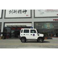 厂家直销宝岛电动巡逻车,白色,60V5kw控制器,尺寸3125*1455*1670,铅酸免维护电池