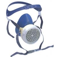 高坚0301防毒面具单罐滤盒可更换广州市劳保现货