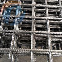钢筋网生产厂家定做冷轧带肋钢筋焊接网桥梁铺装网片