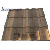 杭州旧房翻新 金属瓦性能优异 罗马纹金属瓦施工工程