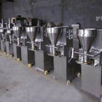 厂家直销全自动蒸煮线 丸子成型炊具 肉制品加工设备