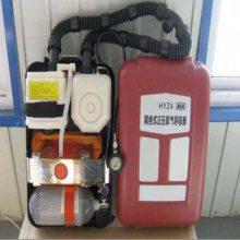 Hyz2(C)舱式正压氧气呼吸器 2h呼吸器
