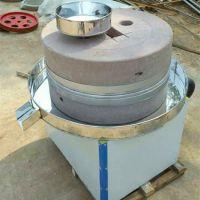 中小型豆浆石磨 米浆肠粉磨浆机 四川豆浆豆花电动石磨机