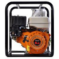 4寸轻便汽油抽水机自吸泵HANSI