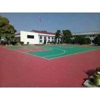 深圳硅PU网球场地坪工程 各类球场硅pu施工工程