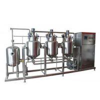 天沃微波提取连续整套机组 固液分离浓缩纯化溶媒回收系统设备