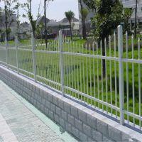 本厂供应热镀锌厂区围墙锌钢护栏 小区庭院阳台铁艺隔离防护锌钢护栏