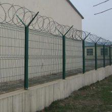 珠海围栏铁丝网报价 香洲铁丝网围栏安全围栏 广州折弯护栏网