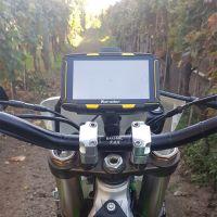 自行车农用车户外防水便携式导航知名品牌KaradarMT-5001