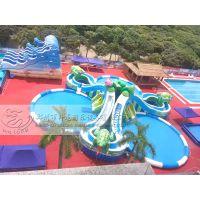 郑州市卧龙游乐设备的价格 移动游泳池的价格 室内水上乐园的价格