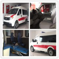 厂家长期供应国五120医疗救护车
