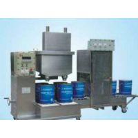 直营原子灰灌装机腻子粉灌装设备涂料灌装生产线