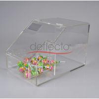 亚克力盒子,糖果收纳盒 亚克力定制盒子 超市食品盒子