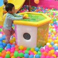 淘气堡百万海洋球池儿童乐园 万达商场嘉年华室内海洋球池玩具