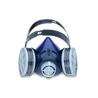 霍尼韦尔(巴固)322500系列硅胶半面罩防毒面具