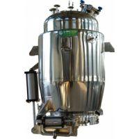 天沃直筒式提取罐 不锈钢提取罐 多功能动态提取罐