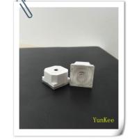 21.0mm方形洗墙灯透镜7*30度方形透镜方形条纹透镜侧光源透镜