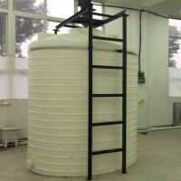 厂家大量供应30吨PE大型塑料户外水塔 30000L耐酸碱塑料水箱