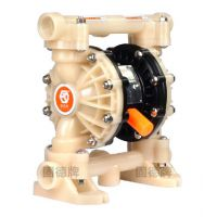 QBY3-25FFFF氟塑料气动隔膜泵,耐腐蚀泵,化工输送泵,湖北气动隔膜泵
