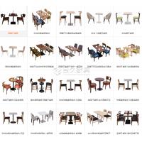 成都小吃店快餐店餐饮店桌椅沙发卡座优质供应品质保证可定款式尺寸