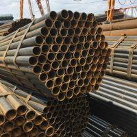 云南省玉溪市方圆厂家直销Q235B高频DN50焊管60mmx3.5x6000