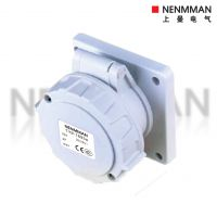 上曼电气 NENMMAN低压附加插座 TYP:1693a 32A 20-25V IP67