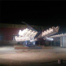2017大型游乐设备厂家三星厂家直销极速风车团购